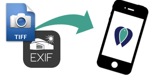 TIFF and Exif to FishFriender Apps