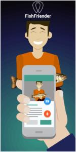 FishFriender, pour les amoureux de la pêche aux truites et salmonidés