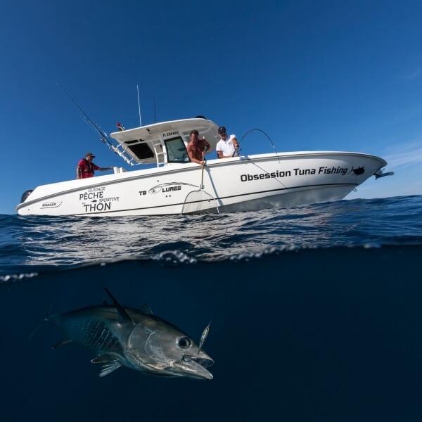 pêche au thon au pays basque avec obsession tuna fishing