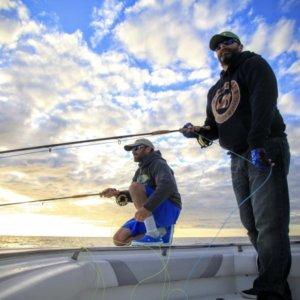 tuna fly fishing