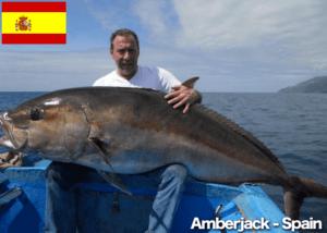 Amberjack Spain