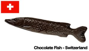 Fish Chocolate Switzerland