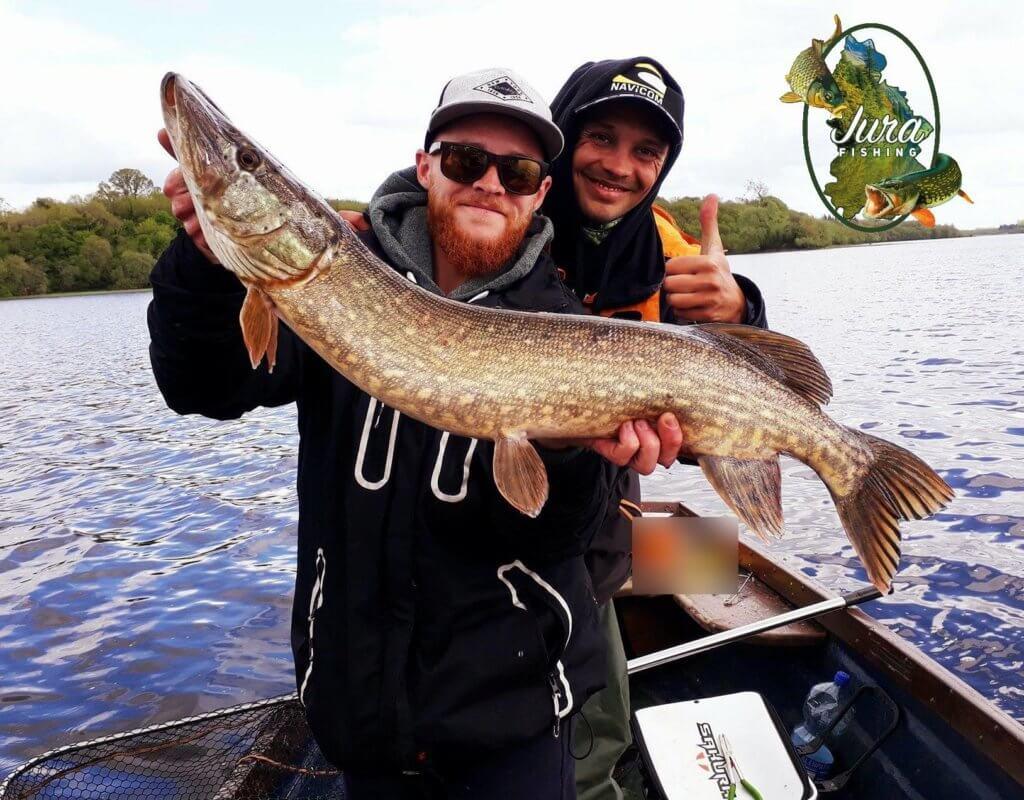 Pêche dans le Jura avec Florian Cretin