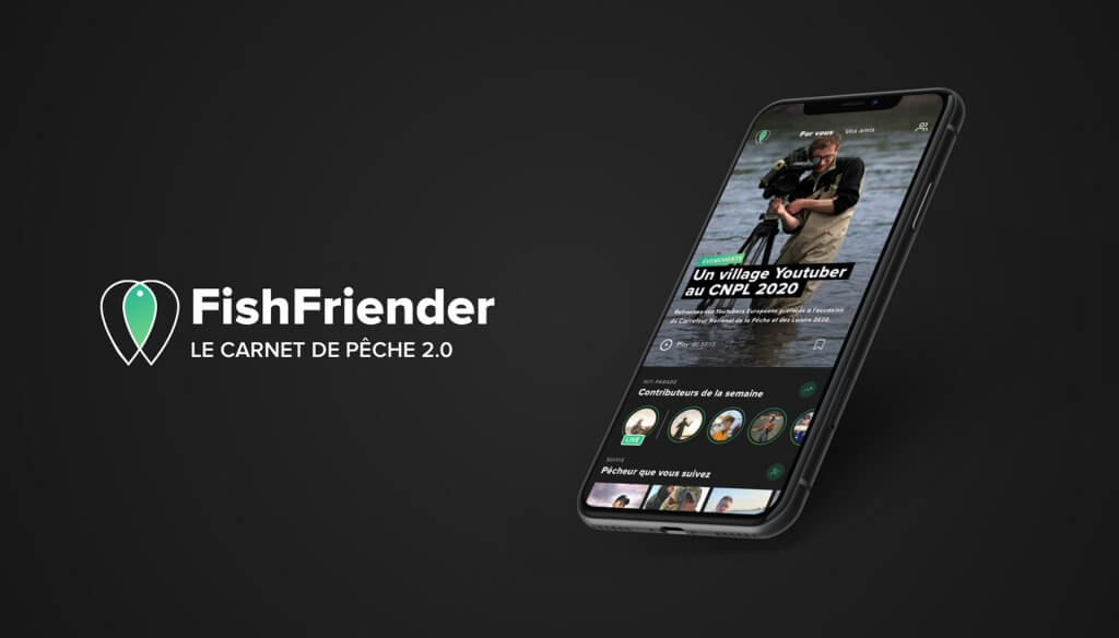 A new look for Fishfriender